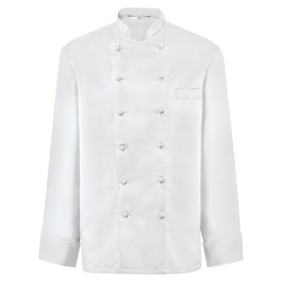 Koch- Bäckerjacke 1/1 Arm weiß