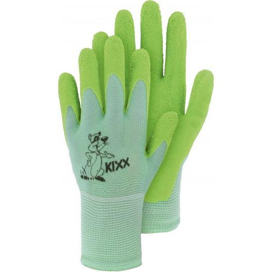 Kinder, Nylon-Handschuh mit Latex