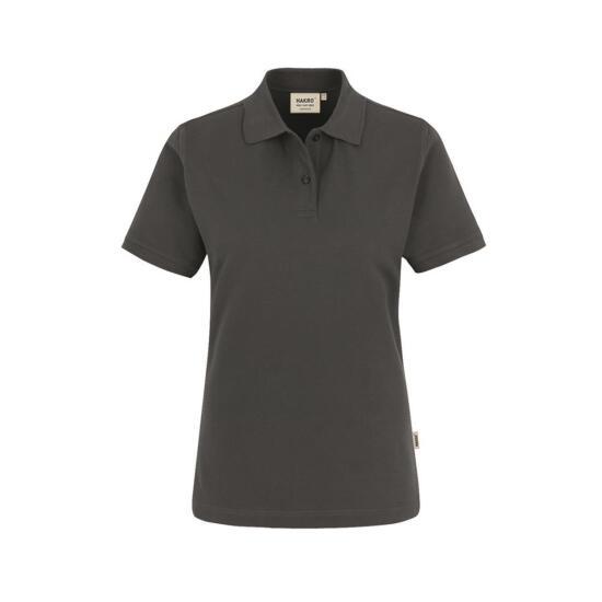 Hakro Damen-Poloshirt Top anthrazit