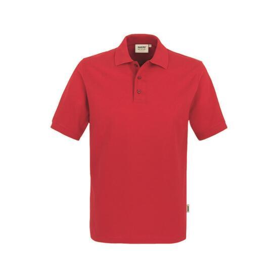 Hakro Poloshirt Performance rot