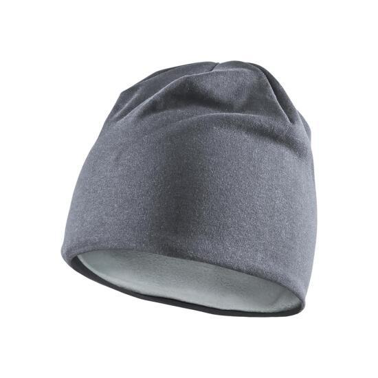 Wintermütze Grau