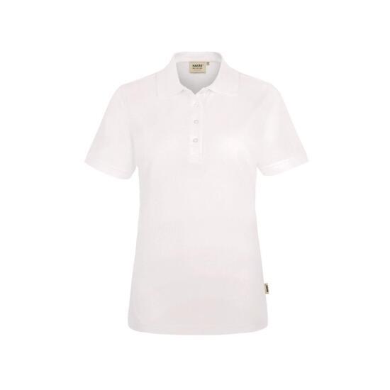 Hakro Damen-Poloshirt Performance weiß