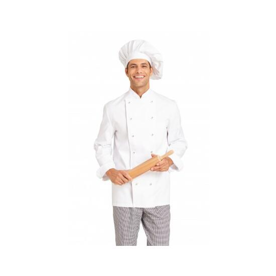 Kochkjacke Unisex weiß