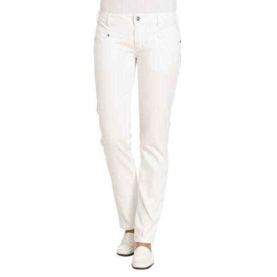 Damen Jeans weiß