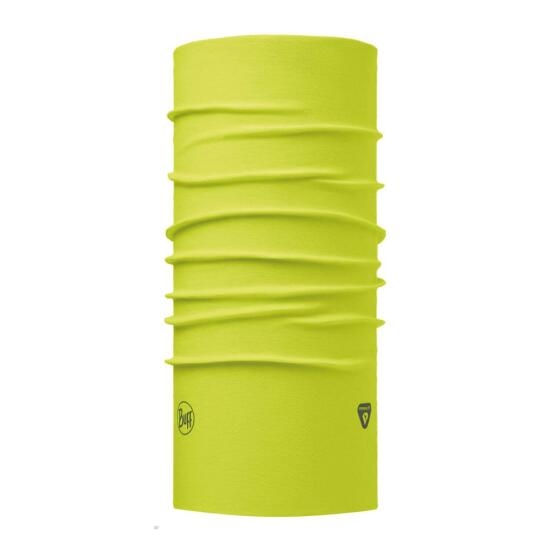 Thermonet Multifunktionstuch SOLID YELLOW FLUOR