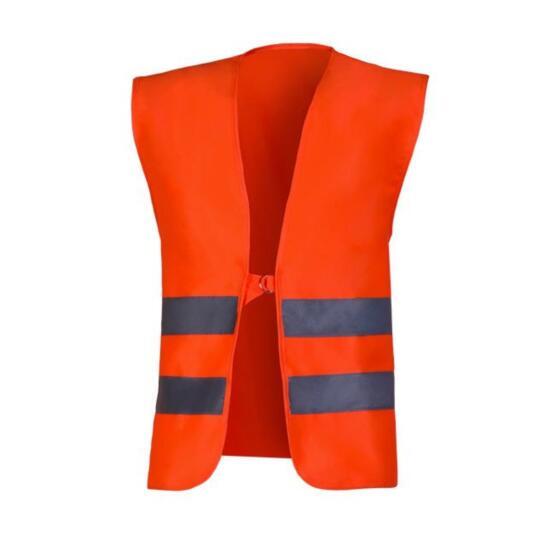 Warnweste orange