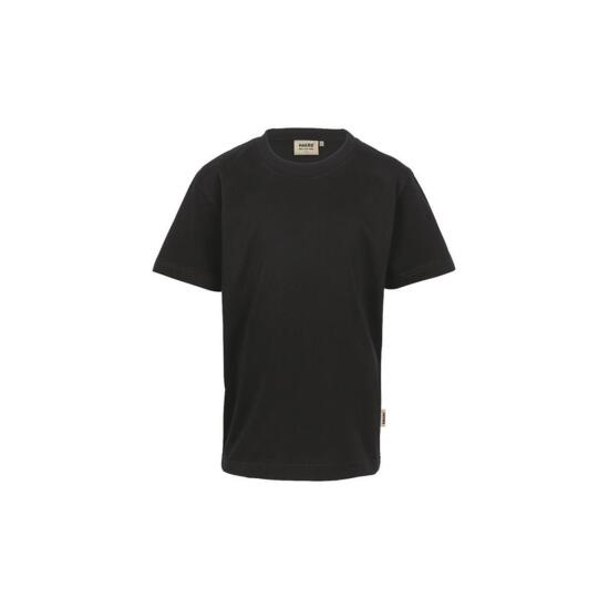 Hakro Kids-T-Shirt Classic schwarz