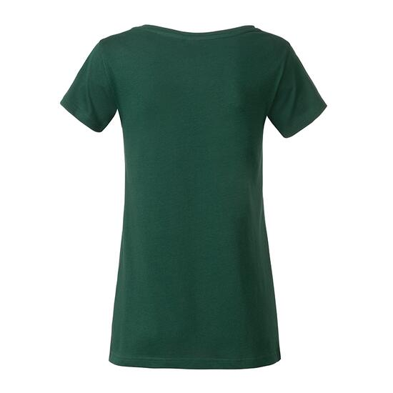 James & Nicholson Ladies Basic-T grün