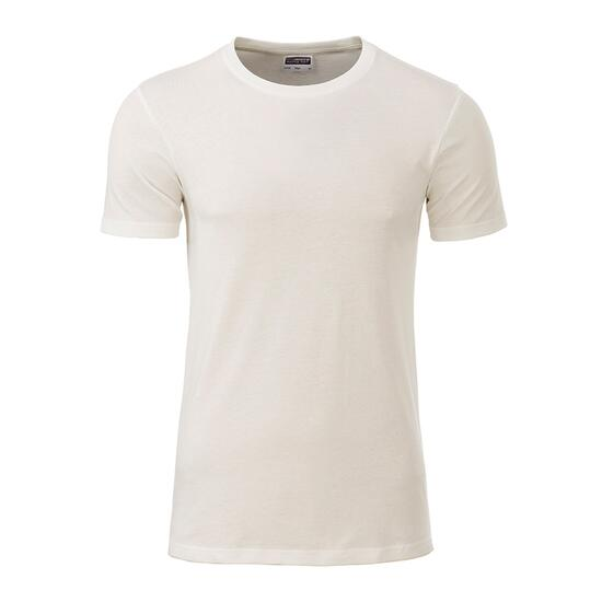 James & Nicholson Mens Basic-T braun