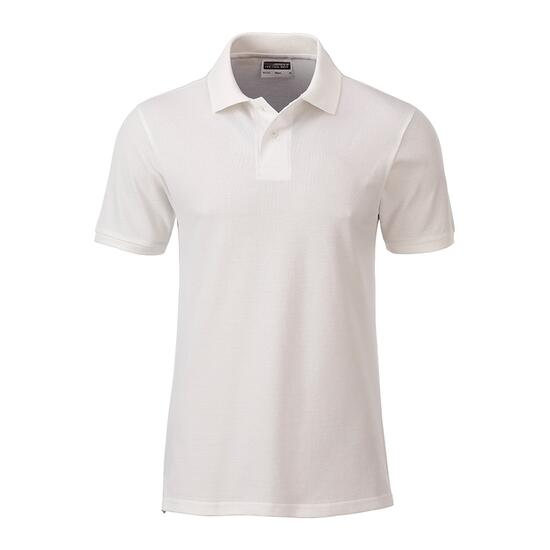 James & Nicholson Mens Basic Polo braun