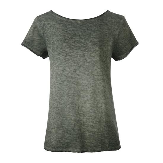 James & Nicholson Ladies Slub-T braun