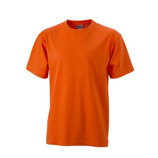 James & Nicholson Round-T Heavy (180g/m²) orange