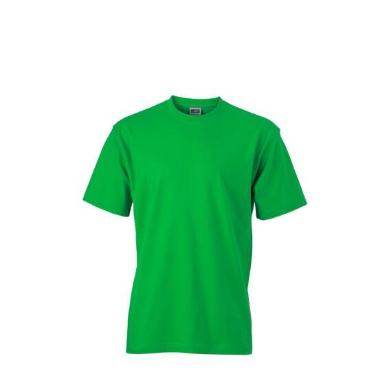 James & Nicholson Round-T Heavy (180g/m²) fern-green