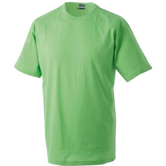 James & Nicholson Round-T Heavy (180g/m²) lime-green