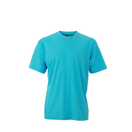 James & Nicholson Round-T Heavy (180g/m²) blau