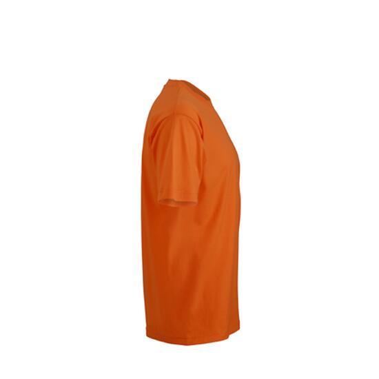 James & Nicholson V-T Medium orange