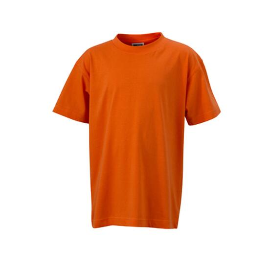 James & Nicholson Junior Basic-T orange