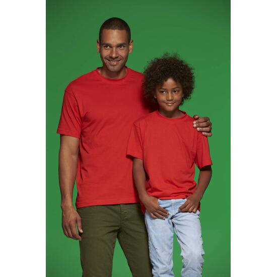James & Nicholson Junior Basic-T grün