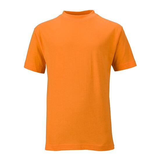 James & Nicholson Junior Basic-T orange