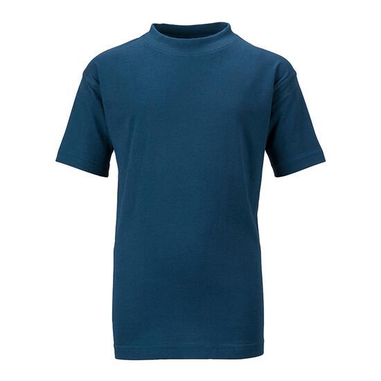 James & Nicholson Junior Basic-T blau