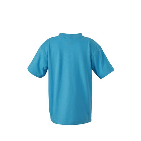 James & Nicholson Junior Basic-T blau
