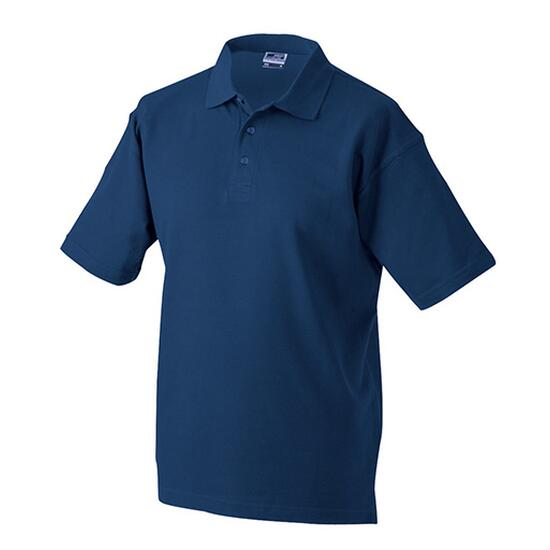 James & Nicholson Worker Polo marine