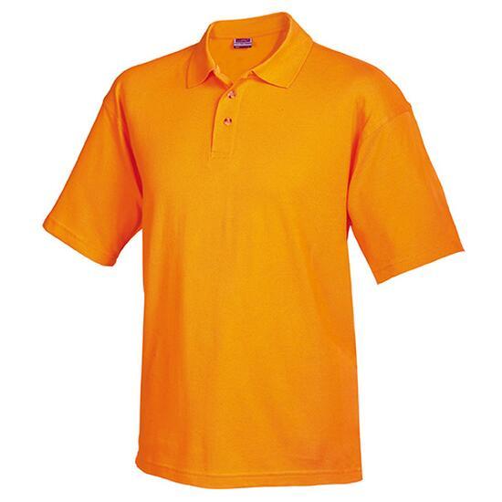 James & Nicholson Worker Polo orange