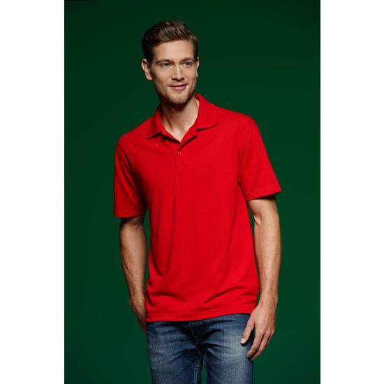 James & Nicholson Worker Polo rot