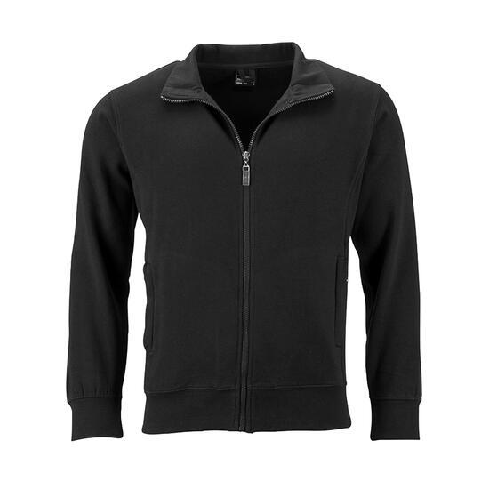 James & Nicholson Mens  Jacket schwarz