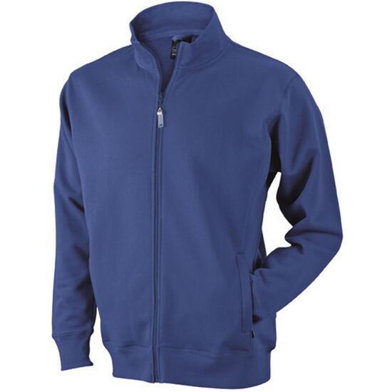 James & Nicholson Mens  Jacket blau