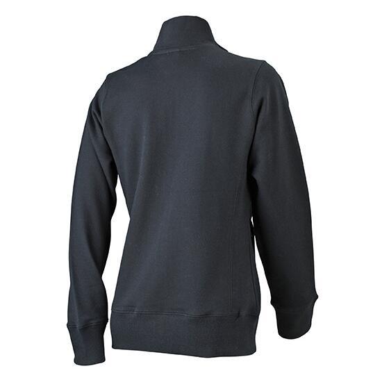 James & Nicholson Ladies Jacket schwarz