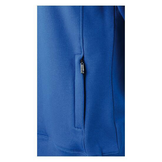 James & Nicholson Ladies Jacket blau