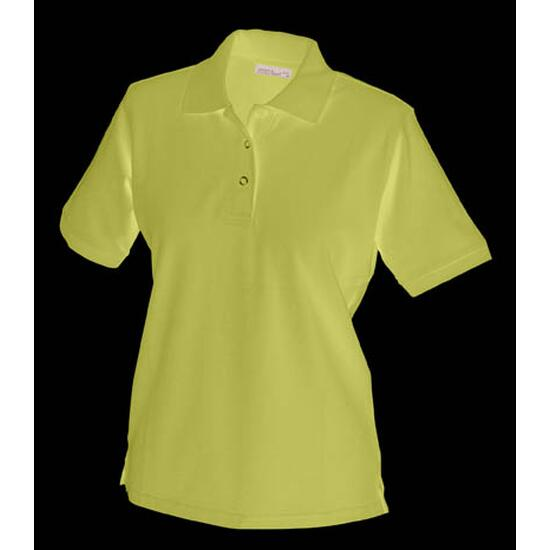 James & Nicholson Classic Polo Ladies lila/braun