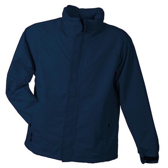 James & Nicholson Men?s Outer Jacket blau