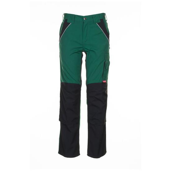 Bundhose grün/schwarz