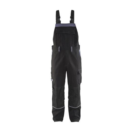 FR bib trouser Schwarz/Grau
