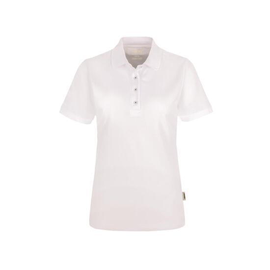 Hakro Damen-Poloshirt COOLMAX® weiß