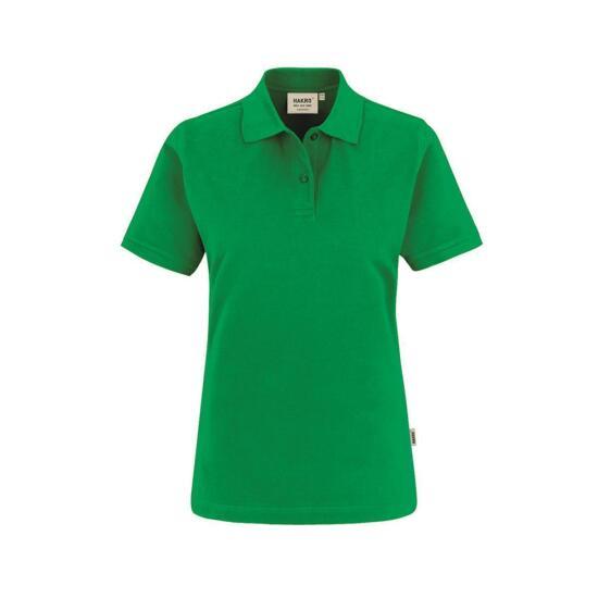 Hakro Damen-Poloshirt Top kellygrün