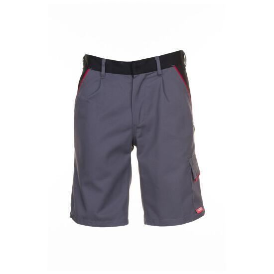 Shorts schiefer/schwarz/rot