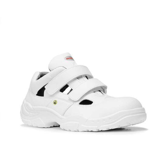White Easy Low Sicherheitssandale S1