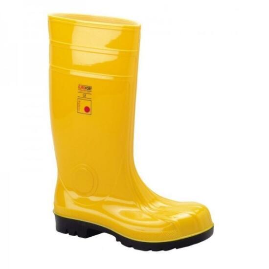 Gummistiefel Sicherheitsstiefel S5 gelb