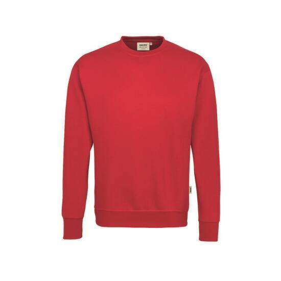 Hakro Sweatshirt Premium rot