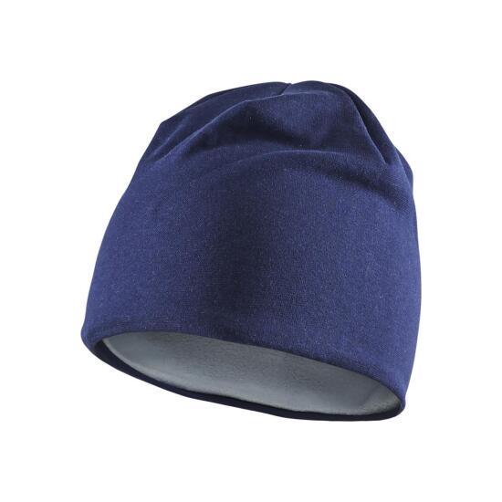 Wintermütze Marineblau