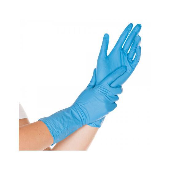 Nitril-Handschuh SUPER HIGH RISK, puderfrei