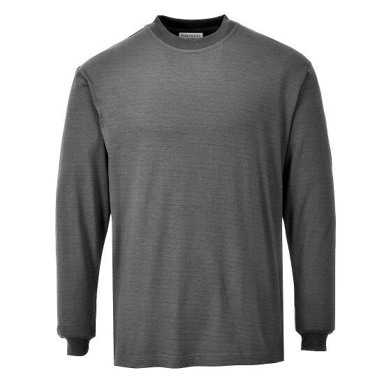 Flammhemmendes antistatisches Langarm T-Shirt