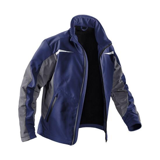 Softshell Jacke dunkelblau/anthrazit