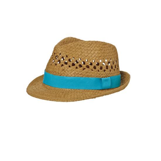 myrtle beach Summer Style Hat braun/blau