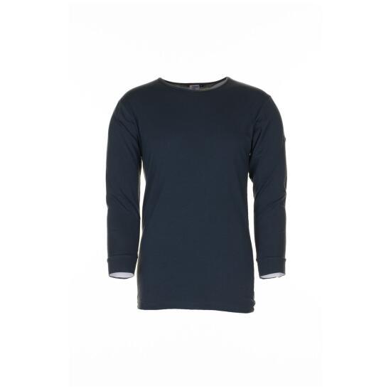 Shirt langarm 190 g/m² grau
