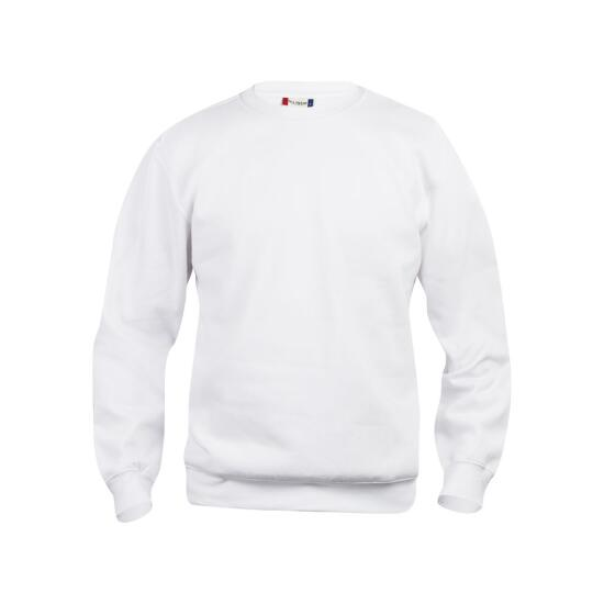 BASIC ROUNDNECK weiss