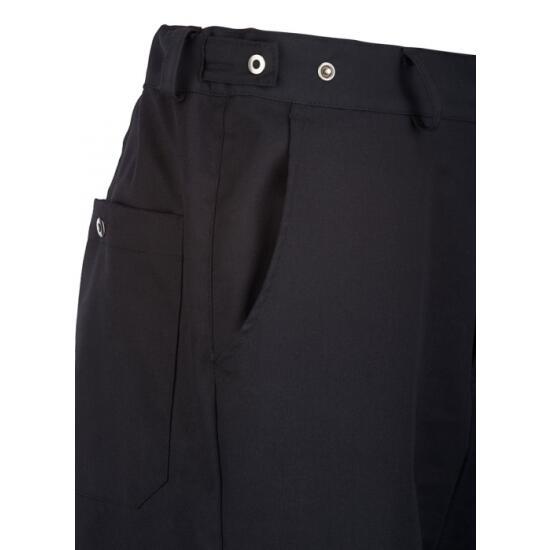 Softshell Jacke schwarz/kbl.blau